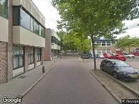 Ambulance naar Molenwerf in Koog aan de Zaan