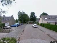 Traumahelikopter naar Schinkelstraat in Hoofddorp
