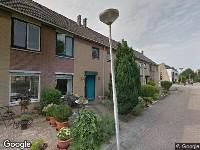 112 melding Ambulance naar Zambiapark in Alphen aan den Rijn