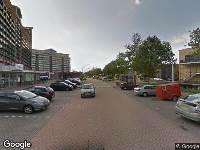 112 melding Besteld ambulance vervoer naar Eemstein in Zwijndrecht
