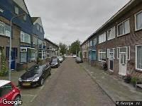 Brandweer naar Boschjesstraat in Koog aan de Zaan