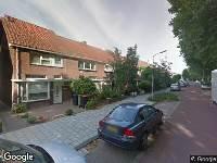 112 melding Ambulance naar W. Snelliusweg in Zwijndrecht