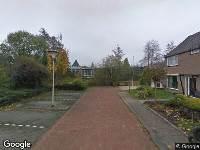 112 melding Ambulance naar S.G.A. Doorenbosstraat in Boskoop