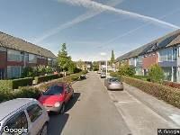 112 melding Ambulance naar Zoelmondstraat in Tiel