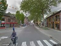 Ambulance naar Korvelseweg in Tilburg