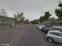 Politie naar Raadhuisplein in Zwijndrecht