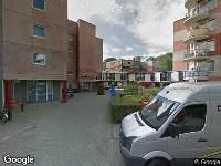 112 melding Brandweer naar Terborchhof in Alkmaar vanwege brand