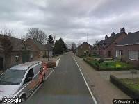 112 melding Ambulance naar Weebosch in Bergeijk