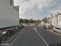 112 melding Brandweer naar Gloriantdreef in Utrecht vanwege een buitenbrand
