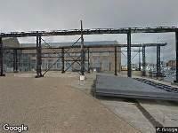 112 melding Brandweer naar Willemsoord in Den Helder vanwege brand