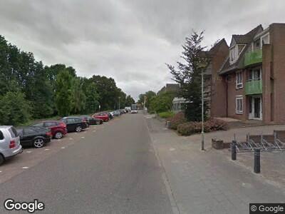 Ambulance naar Kloosterlaan in Wessem