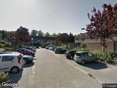 Ambulance naar Reiger in Hoorn