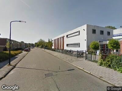 Ambulance naar Vredehofstraat in Hoorn