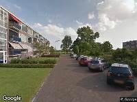 112 melding Brandweer naar Berberisstraat in Hoogeveen