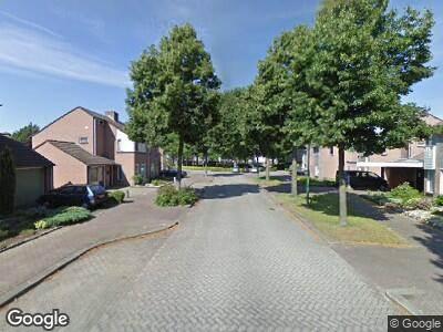 Ambulance naar Wolfsveld in Someren