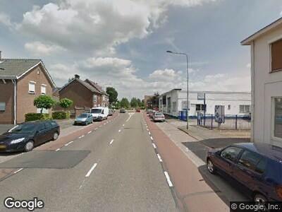 Ambulance naar Sint Jorisstraat in Echt