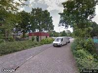 Ambulance naar Wilgendreef in Voorburg