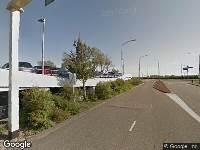 112 melding Brandweer naar Zeedijk in Lauwersoog vanwege brand