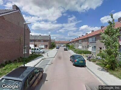 Ambulance naar De Jegerstraat in Veldhoven