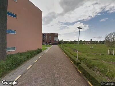 Brandweer naar Ter Vestelaan in Middelburg vanwege brand
