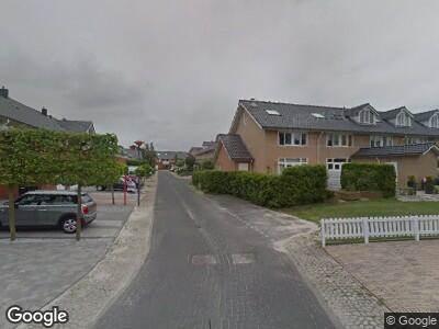Ambulance naar Odinholm in Schiedam