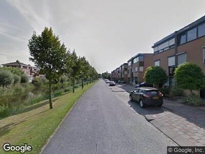 Ambulance naar Jacob Catsstraat in Sommelsdijk