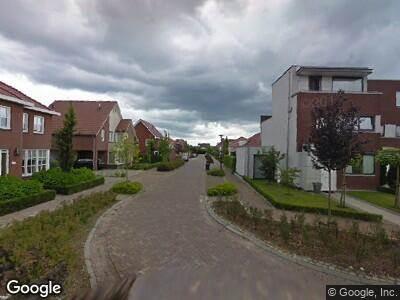 Ambulance naar Blauwven in Veldhoven
