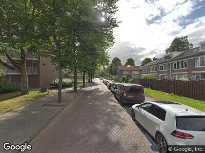 Brandweer naar Bernard Loderstraat in Amsterdam vanwege brand