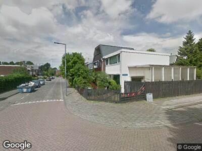 Ambulance naar Foeliestraat in Hoogvliet Rotterdam
