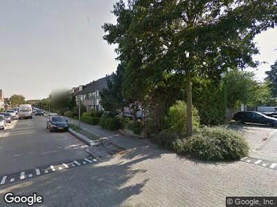Ambulance naar Gerard den Brabanderhof in Hoorn