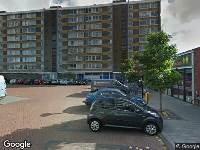 112 melding Ambulance naar Wijkerbaan in Beverwijk vanwege verkeersongeval
