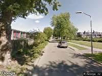 112 melding Politie naar Zuiderzeelaan in Lelystad vanwege ongeval met letsel
