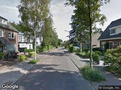 Ambulance naar Pinkenbergseweg in Velp