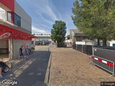 Ambulance naar Kennemerplein in IJmuiden