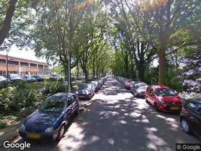 Ambulance naar Brugstraat in Tilburg