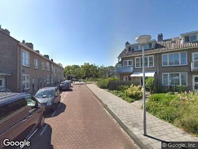 Besteld ambulance vervoer naar Plutarchusstraat in Amsterdam