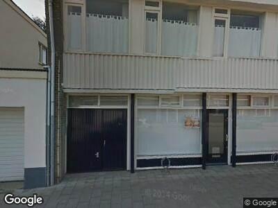 Ambulance naar Rembrandtstraat in Bergen op Zoom