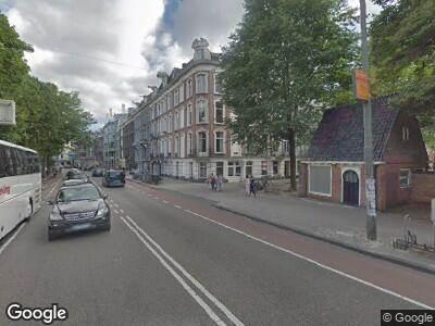 Ambulance naar Stadhouderskade in Amsterdam