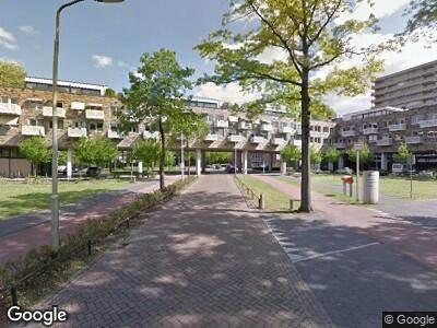Ambulance naar Herman Gorterlaan in Eindhoven