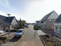 112 melding Besteld ambulance vervoer naar Rak in Bovenkarspel