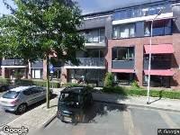112 melding Besteld ambulance vervoer naar Meijerslaan in Heemstede
