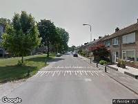 112 melding Brandweer naar Ericalaan in Hoogeveen vanwege brand