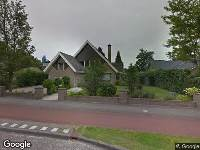 112 melding Besteld ambulance vervoer naar Boerhaavelaan in Roosendaal