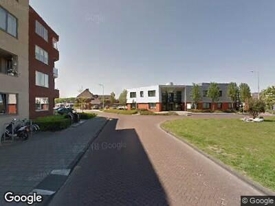 Ambulance naar Anne Frankplein in Rijen