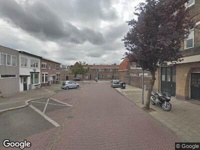 Ambulance naar Burgemeester Rampstraat in Haarlem