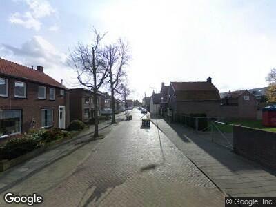 Ambulance naar Laagstraat in Rijen