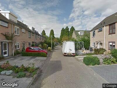 Brandweer naar Kaagwerf in Gouda vanwege gebouwbrand