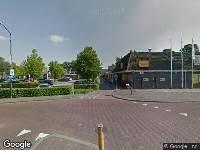 112 melding Brandweer naar Fabriekspad in Oisterwijk vanwege verkeersongeval