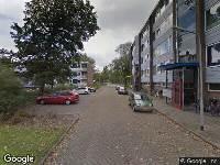 112 melding Brandweer naar Dumontstraat in Beverwijk vanwege reanimatie