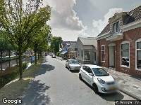 112 melding Brandweer naar Feiko Clockstraat in Oude Pekela vanwege brand